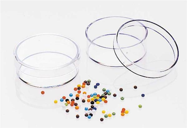 Plastic doosje rond 2 delig 40 x 15 mm knutsel en for Plastic doosjes