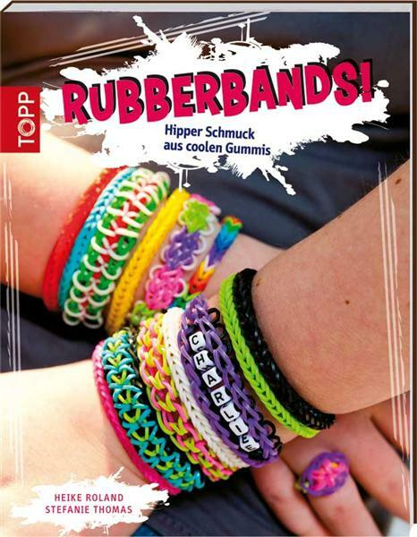 Boek - Rubberbands