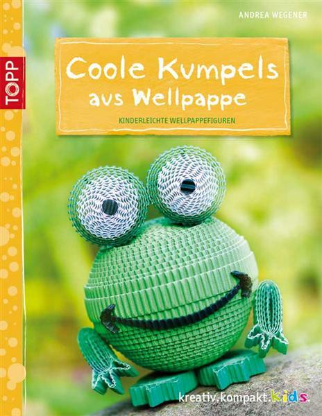 Boek - Coole Kumpels aus Wellpappe
