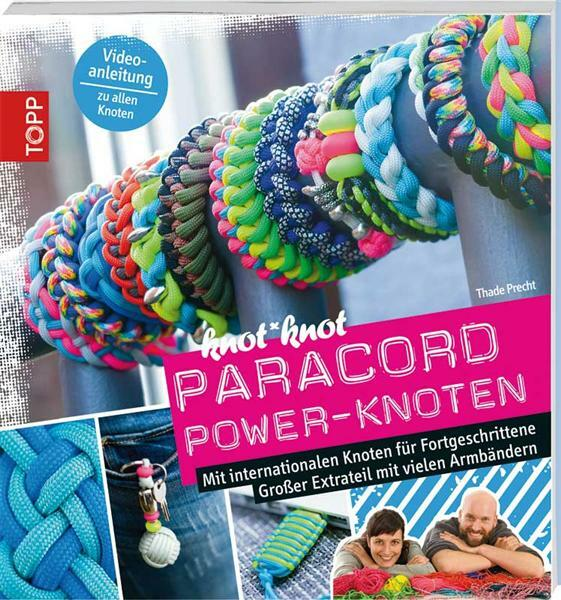Boek - Paracord Power-Knoten