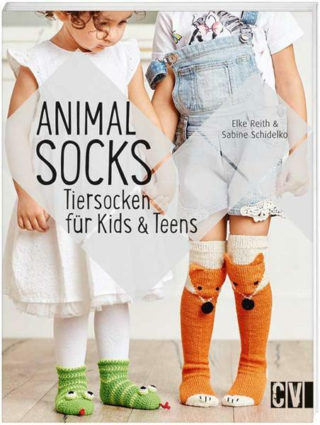 Boek - Animal Socks
