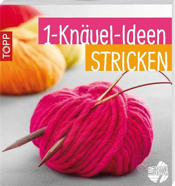 Boek - 1-Knäuel-Stricken