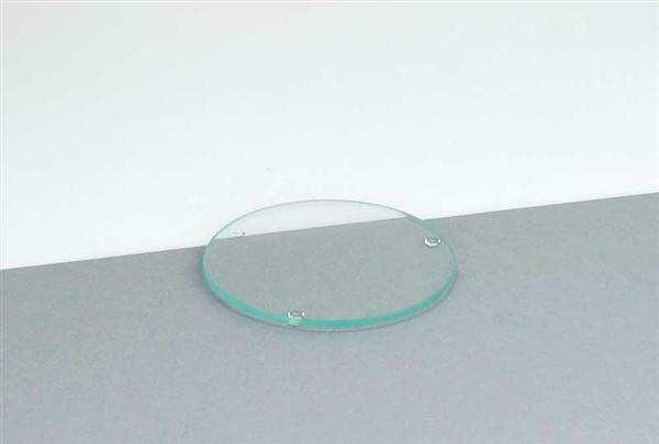 glas onderzetter rond 10 cm creatieve vormgeving glaswerk en accessoires glaswerk. Black Bedroom Furniture Sets. Home Design Ideas