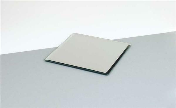 Spiegel plaat 15 x 15 cm creatieve vormgeving glaswerk en accessoires glaswerk - Spiegel x ...
