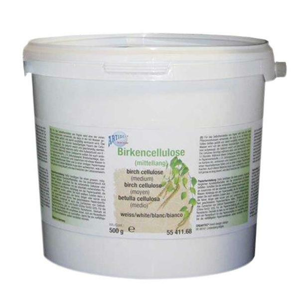 Cellulose - 500 g, wit