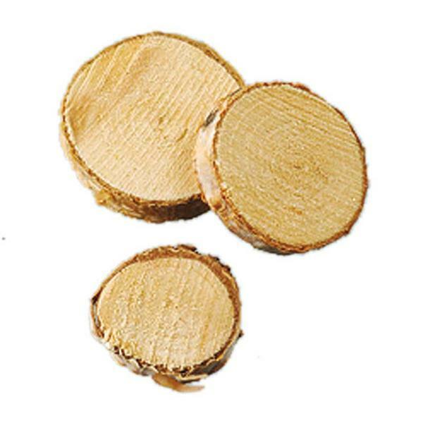 Houten schijven 1 3 cm 200 g creatieve vormgeving for Houten schijven decoratie