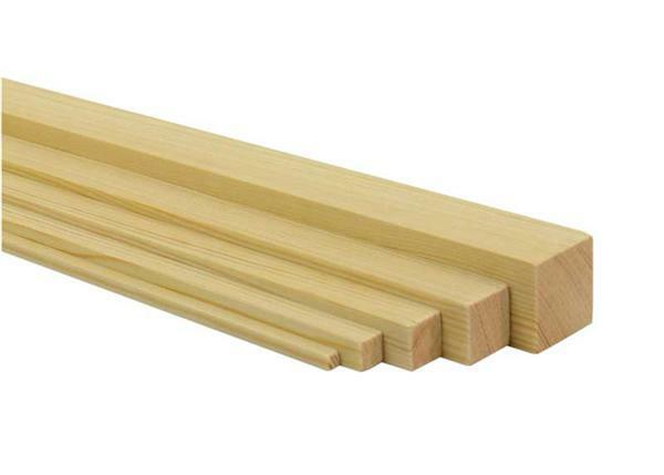 Grenen lat mg 10 x 10 mm op maat gezaagd op maat gezaagd hout grenen latten grenen - X houten ...