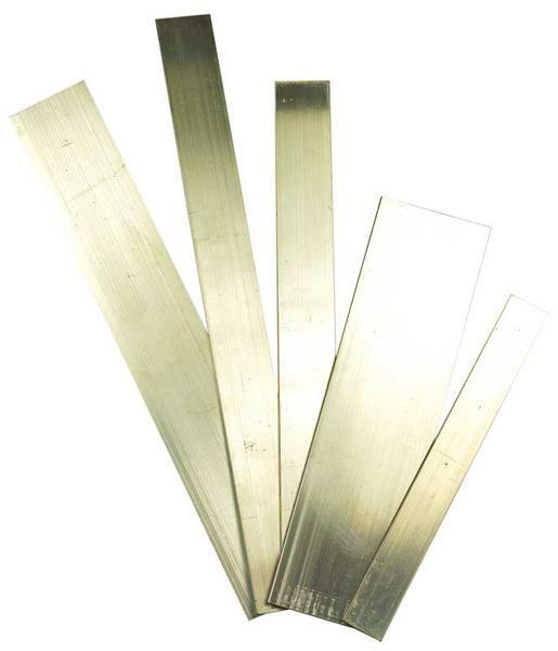 aluminium vlakke plaat 250 mm 20 x 2 mm op maat gezaagd metaal maat gesneden. Black Bedroom Furniture Sets. Home Design Ideas