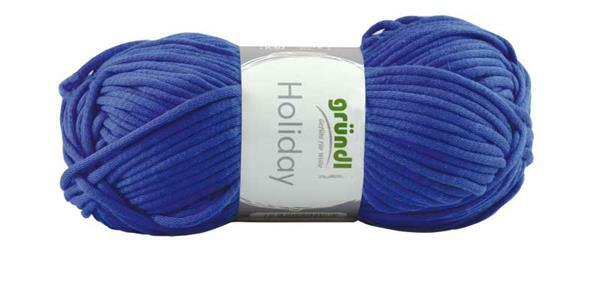 Wol Holiday - 50 g, donkerblauw