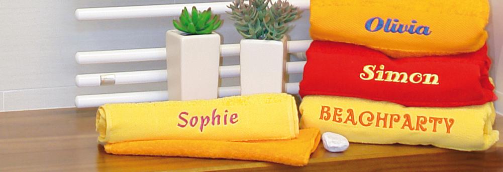 Borduren Op Badstof.Handdoeken Badstof Fleece Laten Borduren Online Kopen Aduis